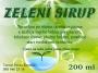 Zeleni sirup